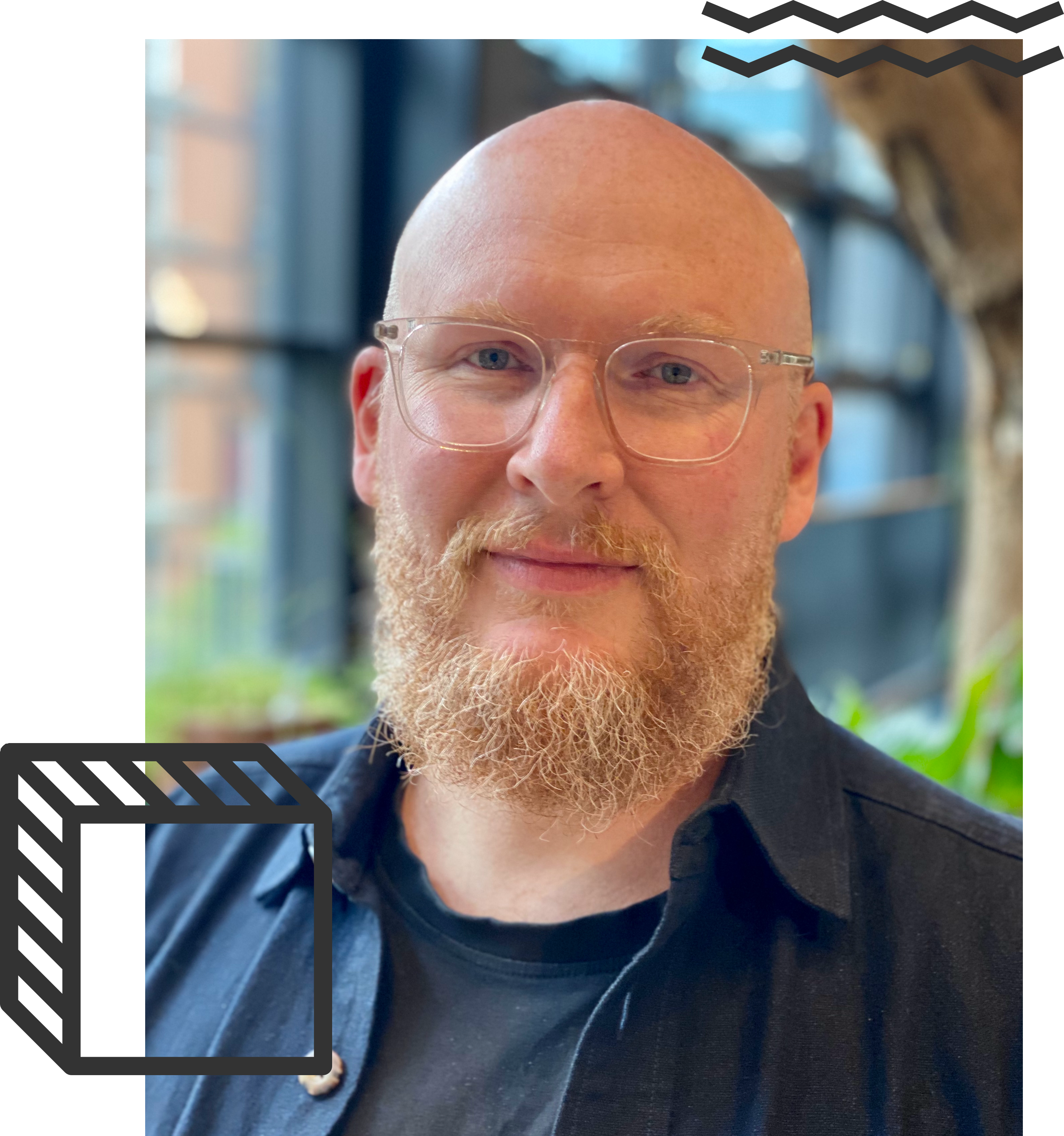 Fredrik Heghammar - Chief Transformation Officer & Co-founder at hives