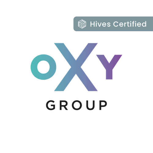 Innovation Consultant Oxy Group with hives innovation & idea management software
